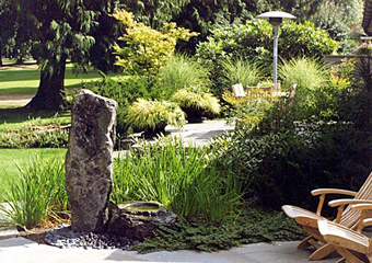 Sandpoint Country Club Garden